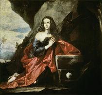 J.de Ribera, Maria Magdalena (Thais) by AKG  Images