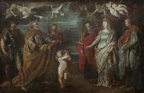 P.P.Rubens, Hl. Gregor mit Maertyrern von AKG  Images