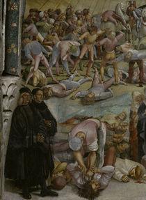 L.Signorelli,Auftreten d.Antichrist/Det. von AKG  Images