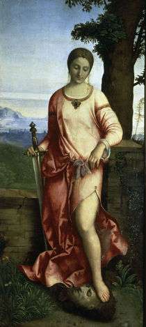 Giorgione, Judith by AKG  Images