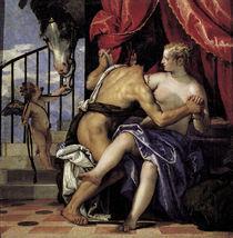 P.Veronese, Mars und Venus von AKG  Images