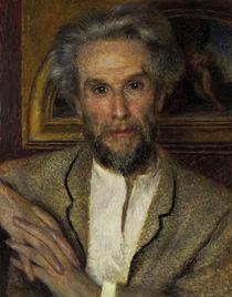 Victor Chocquet / Gem.v.Renoir by AKG  Images