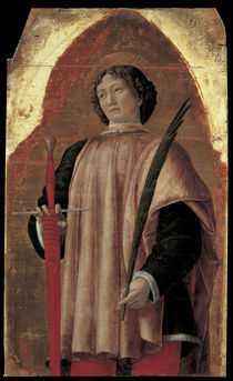A.Mantegna, Hl.Julianus von AKG  Images