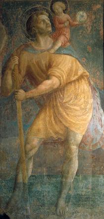 Masaccio?, Hl.Christophorus von AKG  Images