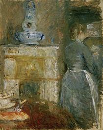 B.Morisot, Im Esszimmer von AKG  Images