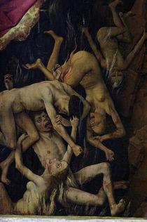 R. van der Weyden, Hoellensturz von AKG  Images