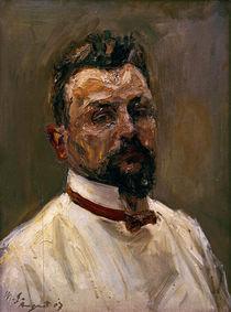 Max Slevogt / Selbstbildnis 1907 von AKG  Images