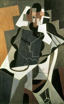 J.Gris, Figure de femme, 1917 by AKG  Images