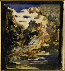 Gustave Moreau, Farbskizze by AKG  Images
