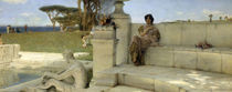 L.Alma Tadema, Die Stimme des Fruehlings by AKG  Images