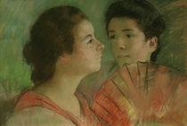 M.Cassatt, Zwei Schwestern von AKG  Images
