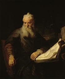 Rembrandt, Der Apostel Paulus von AKG  Images