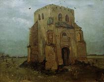V.van Gogh, Der alte Kirchturm zu Nuenen by AKG  Images
