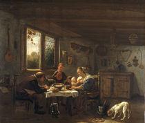J.Steen, Das Tischgebet von AKG  Images