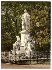 Berlin, Goethe von AKG  Images