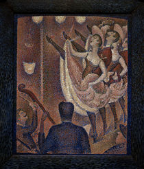 Georges Seurat, Studie fuer Le Chahut by AKG  Images