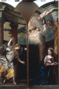 P.Veronese, Verkuendigung an Maria von AKG  Images