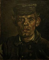 Van Gogh, Portraet eines jungen Bauern von AKG  Images
