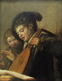 F.Hals, Die singenden Knaben von AKG  Images