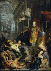 P.P.Rubens, Wunder des Hl.Ignatius by AKG  Images