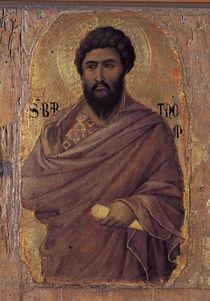 Duccio, Apostel Bartholomaeus by AKG  Images