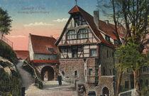 Wartburg bei Eisenach / Postkarte von AKG  Images
