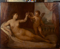Guido Reni, Venus und Amor by AKG  Images
