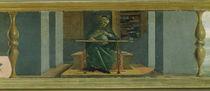 S.Botticelli, Augustinus in der Zelle von AKG  Images