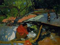 P.Gauguin/ Te po poi (Der Morgen) by AKG  Images