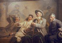 M.Ancher, Kunstkritiker von AKG  Images