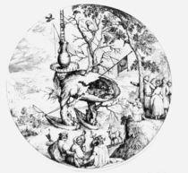 nach H.Bosch, Der Baummensch by AKG  Images