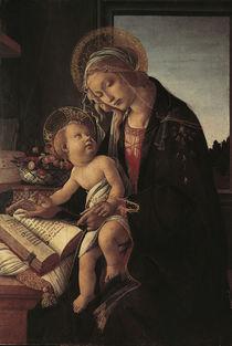 Botticelli, Madonna del Libro    t von AKG  Images