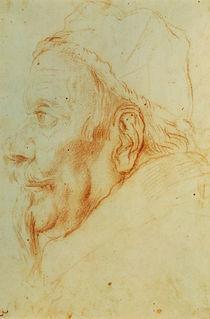 Clemens X. Altieri / Zg.v.Bernini von AKG  Images