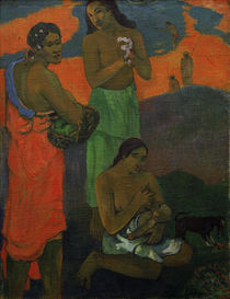 P.Gauguin, Frauen am Meeresufer by AKG  Images