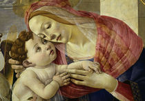 Botticelli Werkstatt, Madonna mit Engeln von AKG  Images