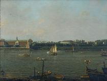 Canaletto/ Die Themse .../ 1751 von AKG  Images