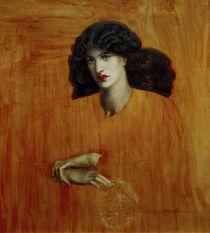 D.G.Rossetti, La Donna della Finestra by AKG  Images
