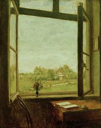 Hans Thoma, Blick auf die Oed / 1879 von AKG  Images