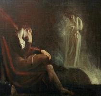 Miltons Vision seiner Gattin / Fuessli von AKG  Images
