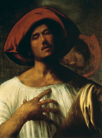 Giorgione Nachfolger, Leidensch.Saenger by AKG  Images
