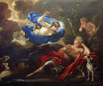 Luca Giordano, Diana und Endymion by AKG  Images