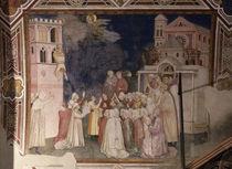 Giotto, Franziskus erweckt Knaben von AKG  Images