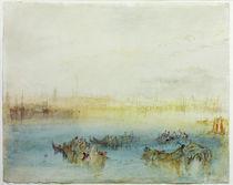 W.Turner, Venedig, Riva degli Schiavoni von AKG  Images