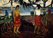 Paul Gauguin, I raro te oviri von AKG  Images