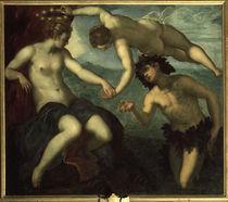 Tintoretto, Bacchus & Ariadne von AKG  Images