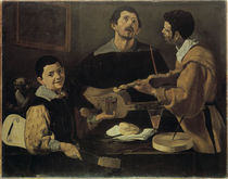 Die drei Musikanten / Velasquez von AKG  Images
