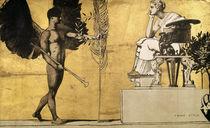 F.v.Stuck, Allegorie der Malerei von AKG  Images