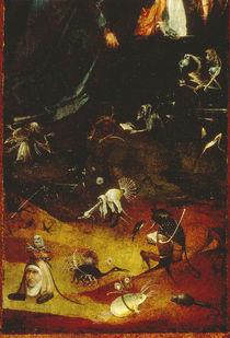 Bosch, Einsiedler Altar / Det. von AKG  Images