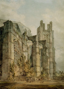 W.Turner, St.Anselmskapelle Canterbury by AKG  Images