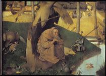 H.Bosch, Versuchung des Hl. Antonius von AKG  Images